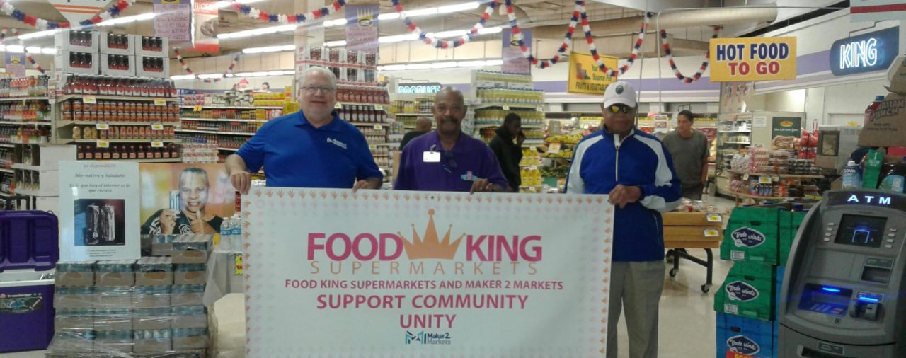 Food King Supermarkets Unity Day