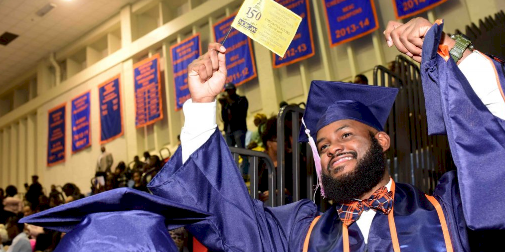 Honoring Morgan State University's Sesquicentennial