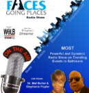 The All New Faces Going Places Radio Show