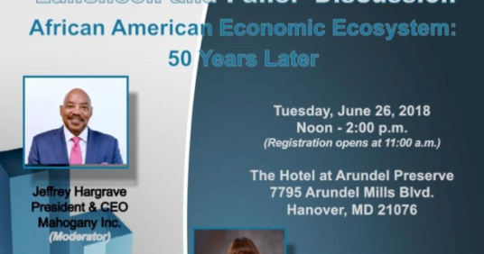 Dr. Mel Butler to Attend the Presidents' RoundTable CEO Briefing